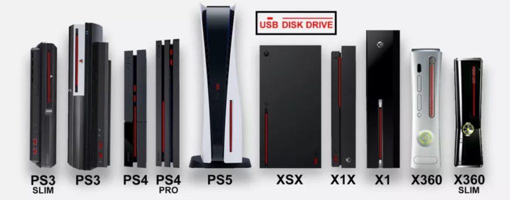PS5 comparison