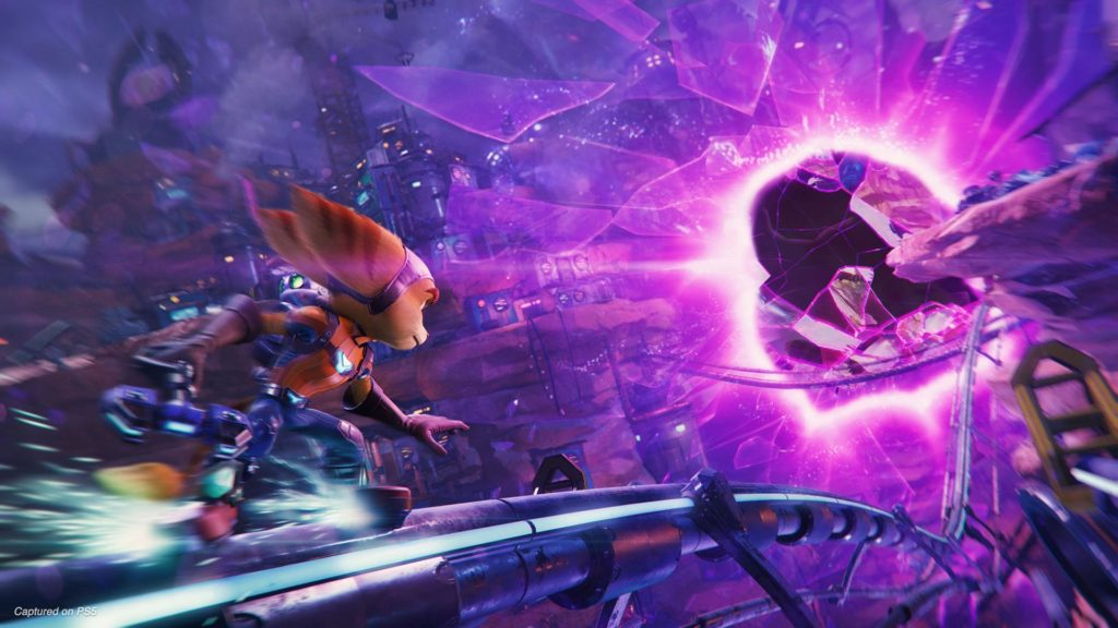 Ratchet & Clank Conférence PS5