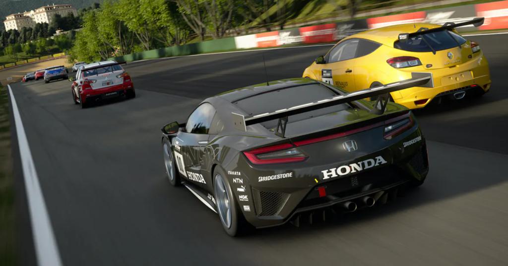 conférence PS5 GT 7