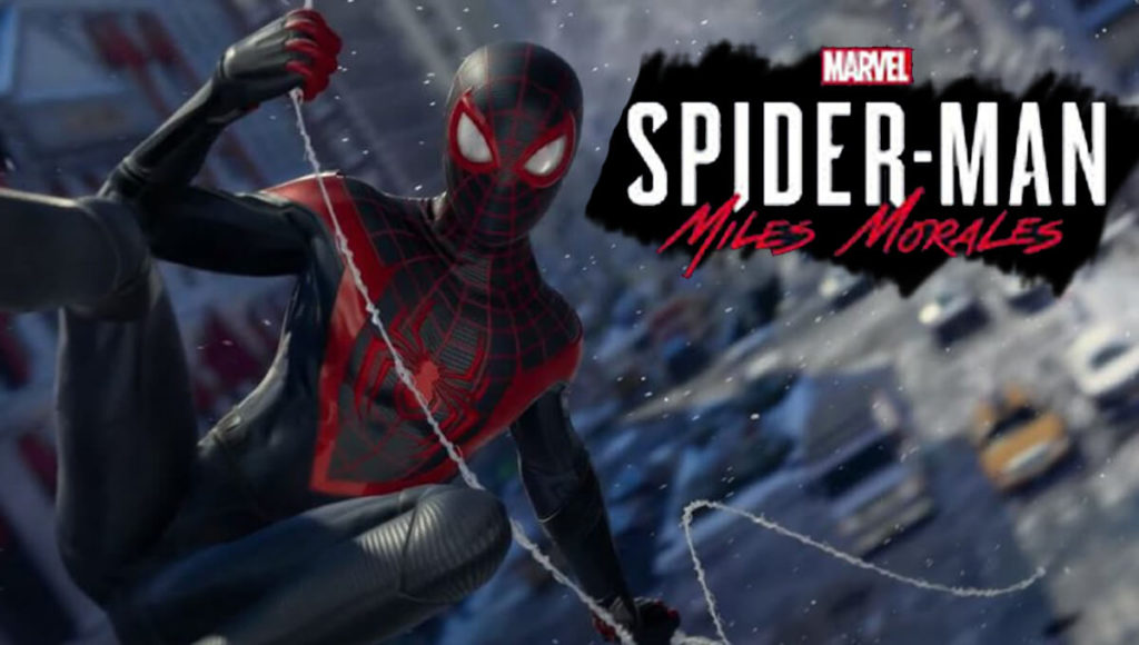 spiderman miles morales conférence PS5