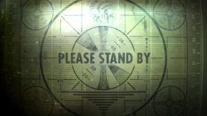 Fallout série tv stand by