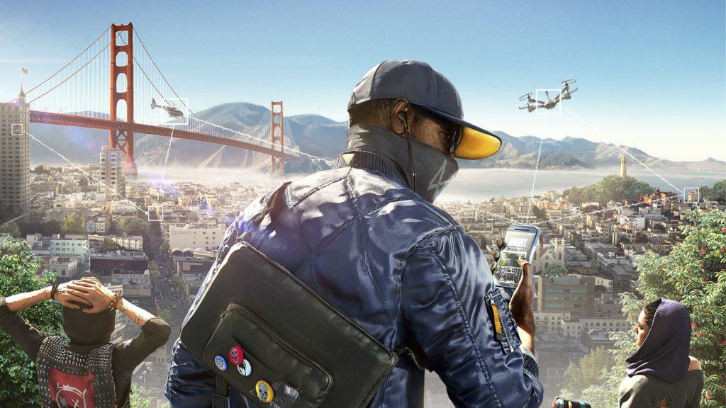 Ubisoft Forward watch dogs 2