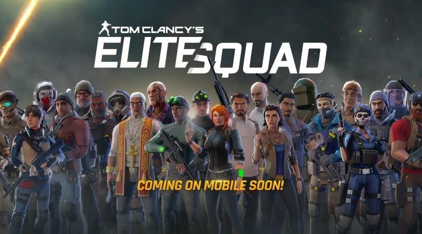 elite squad ubisoft forward