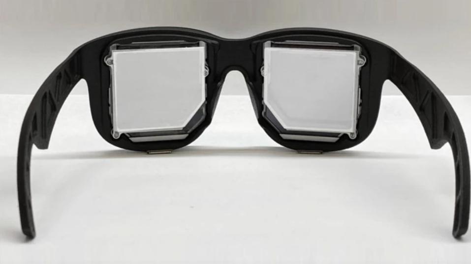 réalité virtuelle prototype facebook oculus