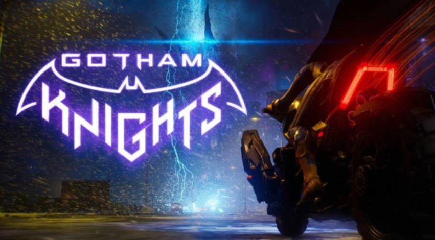DC fandome Gotham Knights 2