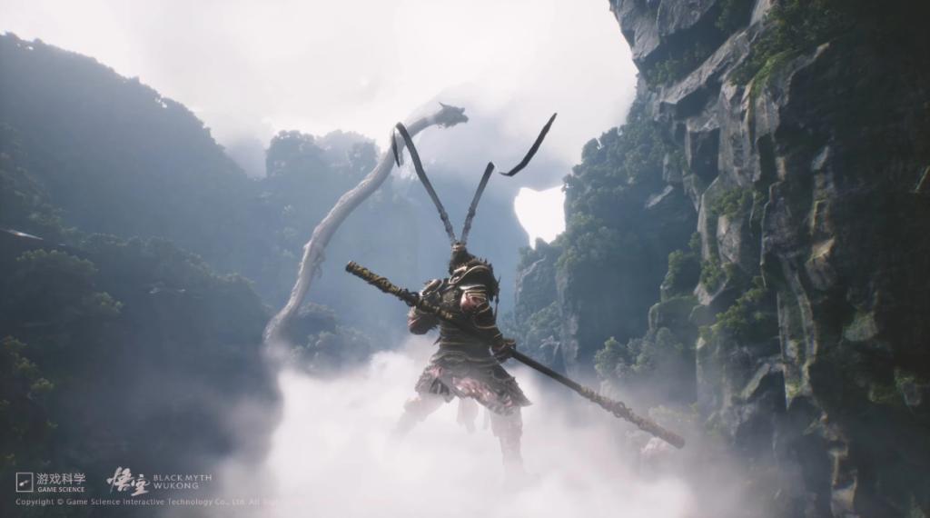 black myth wu kong gameplay 2