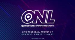 gamescom opening night 2020
