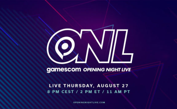 gamescom opening night 2020