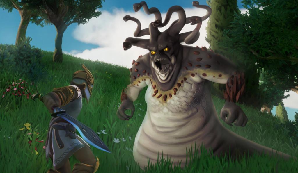 Immortals Fenyx Rising screenshot 6